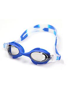 Zwembrillen Kinderen Anti-condens / Waterdicht / Verstelbare Maat / Anti-UV / Verstelbare Zijkussens / Anti-Slip Band Silicagel PCGeel /