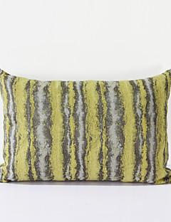 Accent / décoration / / contemporaine rayée / casual / texturé taie d'oreiller / oreiller / couverture jette moderne / oreiller