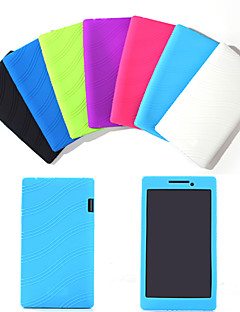 """High Quality Silicone Rubber Gel Skin Case Cover for Lenovo TAB 2 A7-10 7"""" Tablet"""