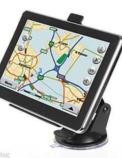 DVD Player Automotivo - Navegador GPS - 800 x 480 - 7 Polegadas