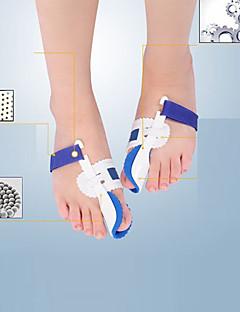 Întreg Corpul / Picior Suportă Toe Separatoare & Pad bunion Dureri de picior calma / Corector Postură Plastic #(1 pair)
