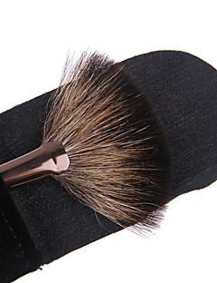 פנים איפור מברשת אוהד lashining מתנת מברשת פלנלית אחד שחורה