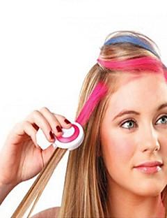 engangs-hårfarve 4 slags farve