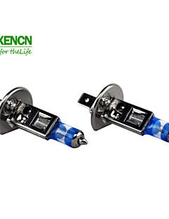 nya xencn h1 4300K 12V 55W silver mössa xenon vit ljusa ursprungliga linje varumärke bil halogenstrålkastare