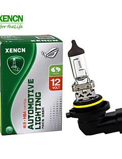 2pcs xencn HB4 9006 12v 51W 3200K série clara do farol do carro original de alta qualidade lâmpadas lâmpada de halogéneo de nevoeiro auto