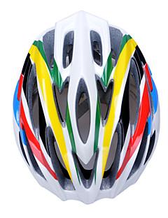 Capacete ( Como na Imagem , PC/Fibra de Carbono + EPS ) - Montanha/Estrada/Esportes - Unisexo N/A AberturasCiclismo/Ciclismo de