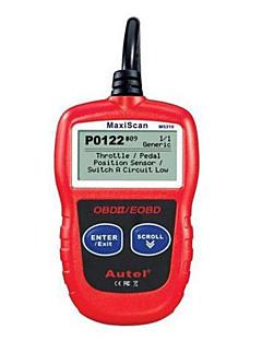 New Autel Maxiscan MS310 OBDII OBD 2 Scanner Code Reader Car Engine Fault Diagnostic Scanner Tool