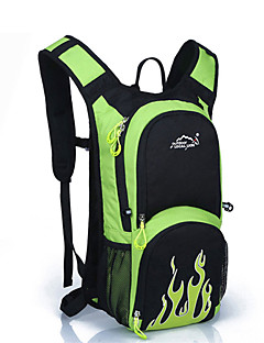 Pacotes de Mochilas / Ciclismo Mochila / Gym Bag (Verde / Vermelho , Terylene)Á Prova-de-Água / Seca Rapidamente / Á Prova-de-Chuva /