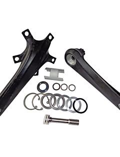 NT-CK01-UD NEASTY Brand Matte Full Carbon Bike Crank BB30 BCD110 170/172.5/175