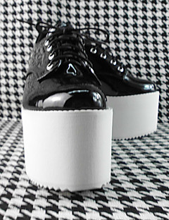 Handmade Black 12cm High Heel Sweet Lolita Shoes