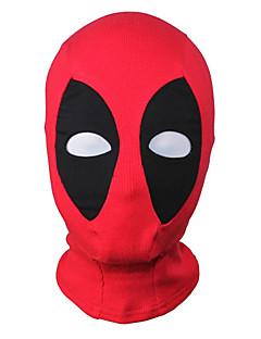 המוטציה Deadpool פנים וילסון קוספליי מסכת מכסה המנוע Balaclava יוניסקס ליל כל הקדושים ההתאמה