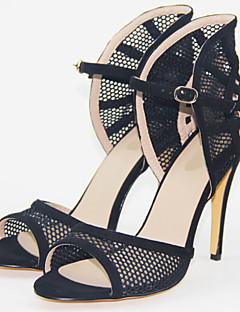 Chaussures Femme Laine synthétique Talon Cône Bout Ouvert/Gladiateur/Bout Arrondi SandalesMariage/Extérieure/Bureau &