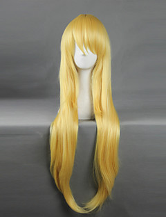 Your Lie in April Miyazono Kaori  Yellow 60cm Cosplay Wigs