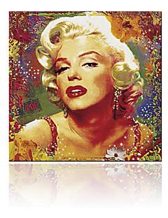 visuais star®marilyn Monroe pop pinturas da arte da lona de alta qualidade prontos para pendurar