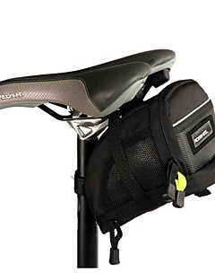 ROSWHEEL® Bike Bag 2.5LLBike Saddle Bag Dust Proof Bicycle Bag 1680D Polyester Cycle Bag Cycling/Bike 19x10.5x13