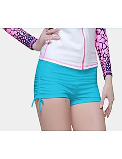 Andningsfunktion/Ultraviolet Resistant/Minskar skavsår - Shorts ( Gul/Rosa ) - tillYoga/Pilates/Fitness/Simmning/Dykning/Racing/Leisure