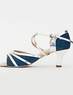 Zapatos de baile (Negro/Plata/Oro/Blanco) - Zapatillas de Deporte/Danza latina/Salsa - No Personalizable - Tacón de estilete