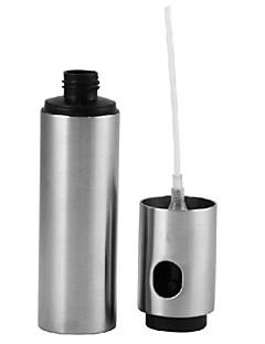 Edelstahl Olivenöl Sprühflasche Daumendruckspritze Ölpumpe