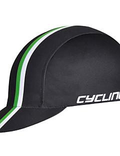 Pyöräilylippis Hatut / Caps / Neck Säärystimet PyöräHengittävä / Pidä lämpimänä / Nopea kuivuminen / Kosteuden läpäisevä / Irtomyssy /