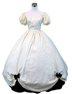 Civil War Southern Belle Ball Gown Dress  Halloween Party Costumes