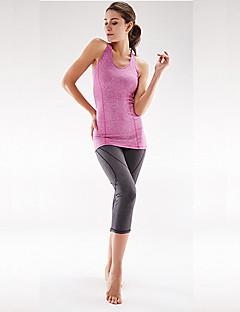 Annat Dam Yoga Kostymer Ärmlös Lättviktsmaterial Others Yoga / Pilates / Fitness / Leisure Sports / Löpning M / L / XL