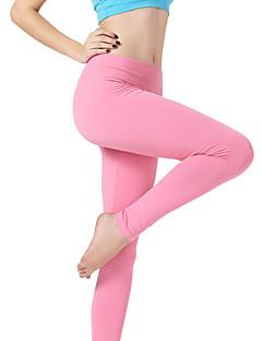 Yoga broek Broeken Sneldrogend / Lichtgewicht materiaal Rekbaar Sportkleding Others Dames Denlus Yoga / Pilates / Fitness