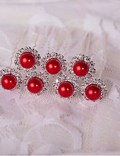 Women Alloy / Resin Hair Stick , Vintage / Cute / Party / Work / Casual Other