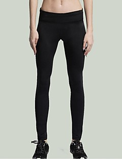 Running Pants/Trousers/Overtrousers / Tights / Leggings / Bottoms Women'sBreathable / Quick Dry / Compression / Lightweight Materials /
