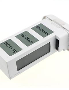DJIファントム2 V + 2 11.1V大容量バッテリー5400mahとエルフ.