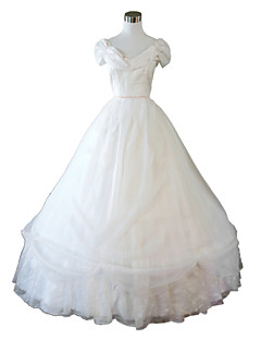 Steampunk®White Civil War Southern Belle Ball Gown Dress Victorian Dress Halloween Party Dress