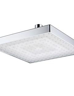 Moderne Regndusj Krom Trekk for  LED , dusjhode