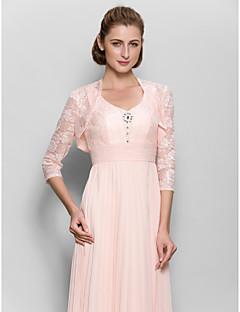 Women's Wrap Shrugs Lace Wedding / Party/Evening Lace