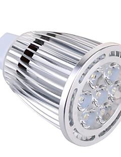 Spot LED Décorative Blanc Chaud / Blanc Froid 无 1 pièce MR16 GU5.3(MR16) 9W 7 SMD 850 LM AC 85-265 / AC 12 V