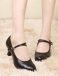 Burtă / Latin / Samba - Pantofi de dans (Negru / Alb / Auriu / Fucsia / Alte) - Non personalizabile - Pentru femei