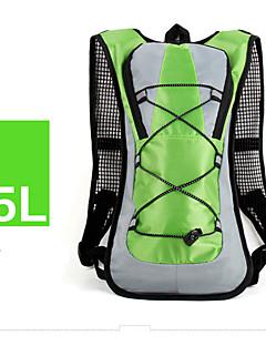 Kolarstwo Plecak / plecak ( Zielony / Czerwony / Czarny / Niebieski / Pomarańczowy , Wodoodporny materiał )Wodoodporny / Reflective Strip