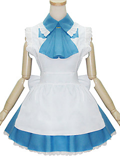 Inspired by Love Live Kotori Minami  Maid Cosplay Costumes Type2