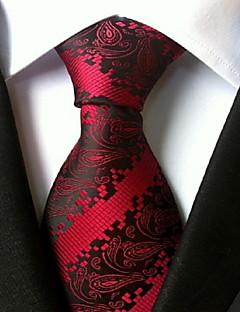 Herrer Slips,Kontor Polyester,Trykt mønster