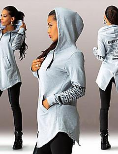 Sexy / Informeel Trui met capuchon - VROUWEN - Truien en hoodies ( Roman Knit )met Lange Mouw