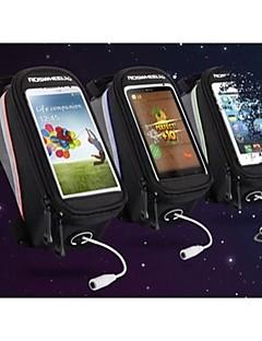 Bolsa para Quadro de Bicicleta Ciclismo Para LG G3 / Iphone 6/IPhone 6S / Iphone 6 Plus/6S Plus / Outros Similares Tamanho Telefones (Á