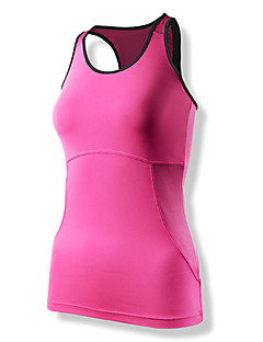CLOTHIN® Cycling Vest Women's Sleeveless Bike Quick Dry / Wearable / High Breathability (>15,001g) Vest/Gilet / Tank / T-shirt / Tops