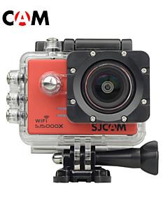 SJCAM SJ5000X Action Kamera / Sport-Kamera 12MP 4000 x 3000 Wifi / Wasserdicht / Weitwinkel / Anti-Shock 60fps / 30fps / 120fps / 24fps 4X
