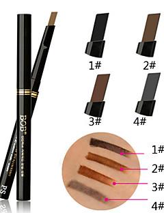 Augenbrauen Malerei Trocken Lang anhaltend / Wasserdicht / Natürlich Mehrfarbig Augen 1 1 Others