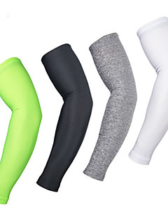 Arm Warmers BikeWaterproof / Breathable / Thermal / Warm / Quick Dry / Windproof / Ultraviolet Resistant / Compression / Lightweight