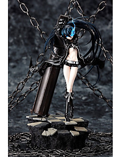 Vocaloid Black Rock Shooter PVC Anime Action Figures Model Toys Doll Toy