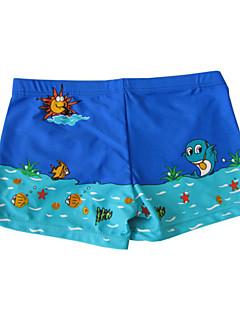 Size 3-9Y Children Cartoon Swim Trunks for Boys Kids Swimwear Pants Swim Shorts for Summer