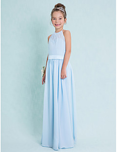 Chiffon, Junior Bridesmaid Dresses, Search LightInTheBox