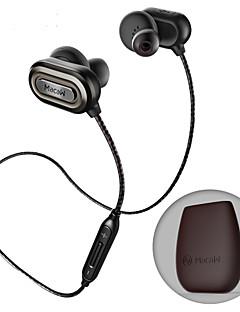 iphoneサムスンのためのmicphoneとエネルギー電力でmacaw®T1000フルシーンワイヤレスBluetooth 4.1、高忠実度のイヤホン