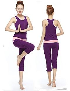 יוגה מדים בסטים נושם / רכות מתיחה בגדי ספורט לנשים-ספורטיבי,יוגה / פילאטיס