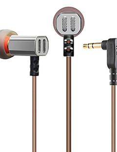 3.5mm auriculares con cable (en el oído) para el reproductor multimedia / comprimido   teléfono móvil   ordenador con micrófono