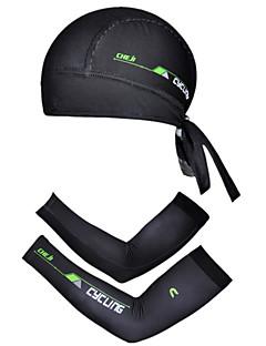 Åndbart / Ultraviolet Resistent / Hurtigtørrende / Anti-statisk / Anti-skridning / wicking / letvægtsmateriale-arm Warmers / Bandanas(